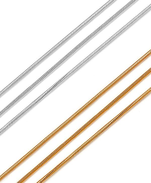 Łańcuszek kostka 50-70cm